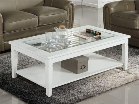 bureau pour informatique table basse guerande plateau en verre trempé pin blanc