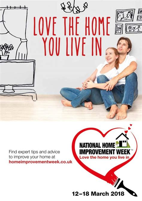 Top Home Improvement Brands Back National Home Improvement