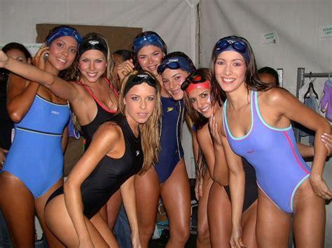 swim team hard nipples luscious