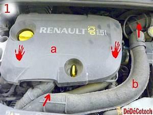 Niveau D Huile Trop Haut Moteur Diesel : vidange et filtre huile renault clio iii 1 5 dci k9k tuto ~ Medecine-chirurgie-esthetiques.com Avis de Voitures