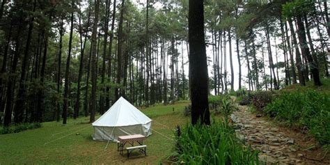 camping ground keren    sekitar jakarta