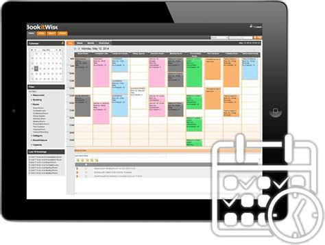 Mobile Room Booking System