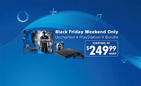 ps4 pics at home uncharted 4 ps4 bundle just 249 99 on black friday Gallery