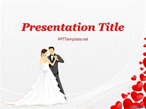 wedding dance  template
