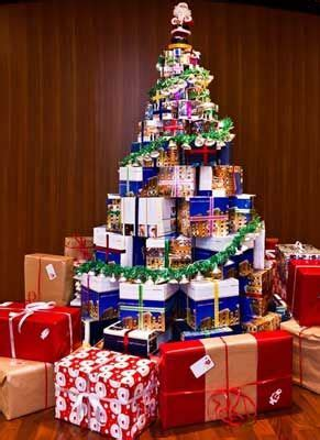 recycled christmas tree contest recycled boxes tree different and can teach the boys how to wrap recycle and make a