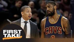 First Take reacts to Tyronn Lue having urged Cavaliers GM ...