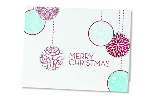 Simple Christmas Card Designs  Happy Holidays