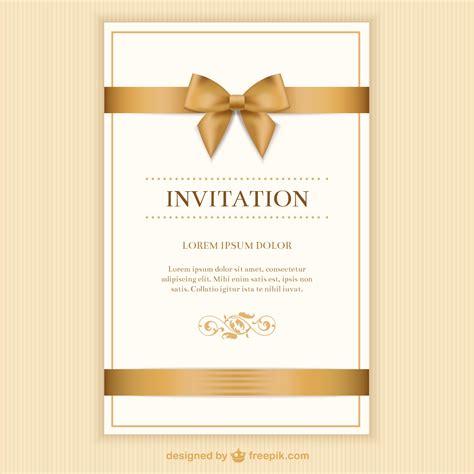 12+ Free Invitation Card Designs