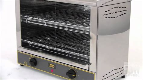 equipex commercial toaster oven rst 227