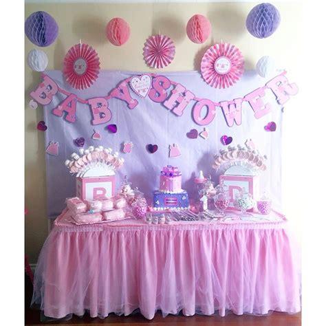 pink dessert table baby shower pink lavender baby shower dessert table