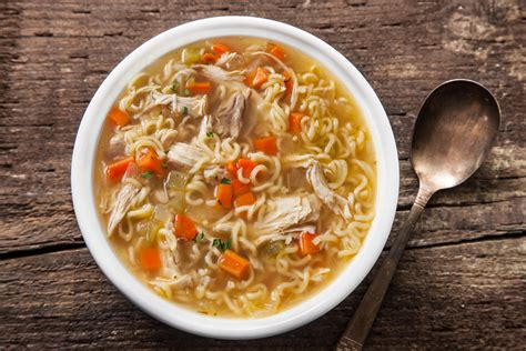 noodle soup recipe easy chicken noodle soup recipe chowhound