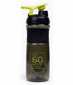 My 60 Minutes Gym Shaker Sipper Bottle 760 Ml  Buy Online At Best Price On Snapdeal