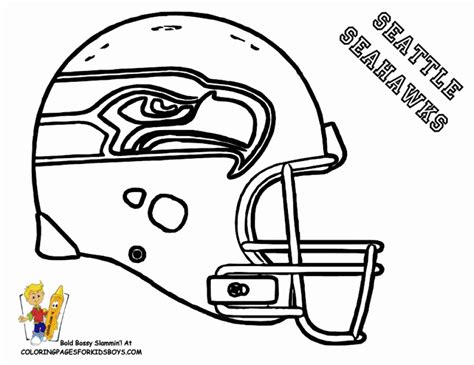nfl coloring pages  gft