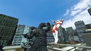 Godzilla Vs. Ultraman 2 by dominator2001 on DeviantArt