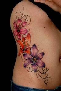 Tattoo Motive Schmetterlinge Und Blumen 30 Blumen Tattoo Motive Im