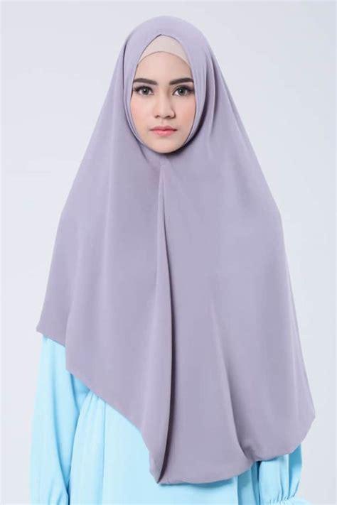 model hijab syari modern remaja terbaru gambar