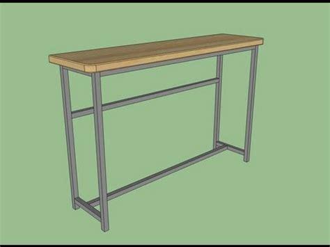 création table bar ou service cuisine