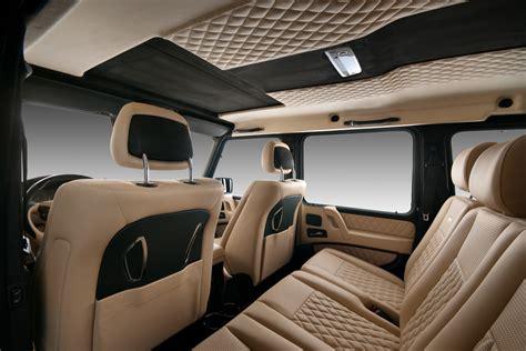 Mercedes G Class Interior Pics
