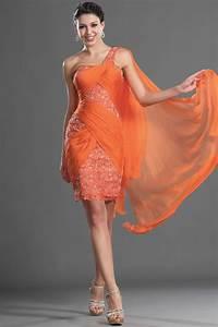 robes de mariagerobes de soiree et decoration robe de With robe de soirée orange