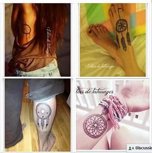 Tatouage Attrape Reve Homme : attrape r ve tatouage ~ Melissatoandfro.com Idées de Décoration