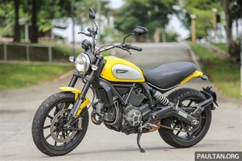 Review Ducati Scrambler Icon by Review 2016 Ducati Scrambler Icon For Hipsters