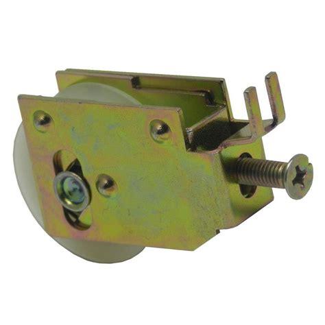 barton kramer 1 1 4 in steel wheel patio door roller
