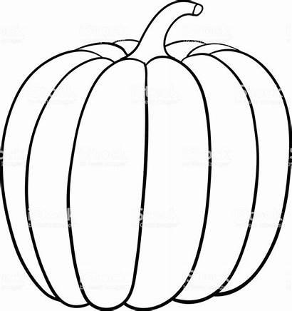Pumpkin Outline Template Bing Carve Coloring King
