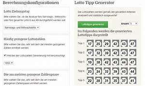 Lottozahlen Kombinationen Berechnen : lotto lottozahlen generator ~ Themetempest.com Abrechnung