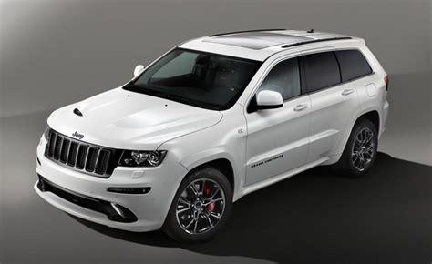trackhawk jeep white jeep grand cherokee trackhawk to get hellcat autoguide