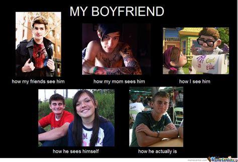 My Boyfriend Meme - my boyfriend by kenanoel meme center