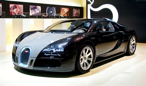 Black Bugatti Veyron Wallpapers For Desktop