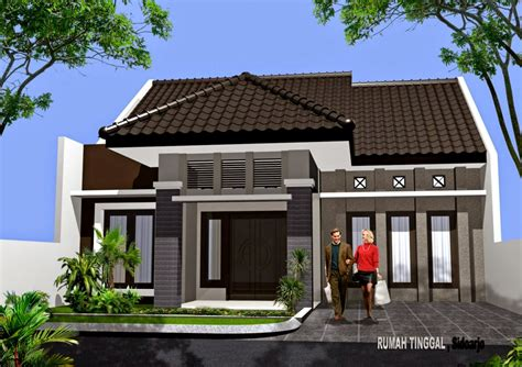 desain rumah minimalis lengkap