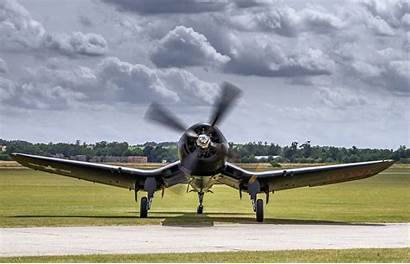 Corsair F4u Vought Aircraft Wallpapers Fighter Whistling
