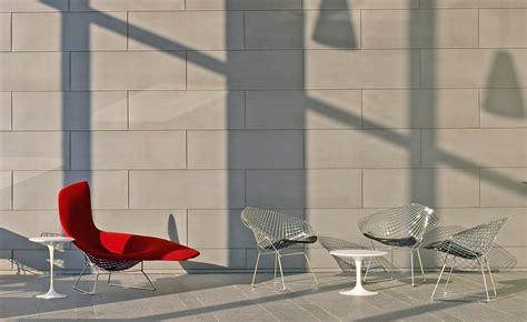 chaises bertoia asymmetric chaise with cover hivemodern com