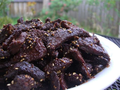 Most of these recipes were used on whole muscle jerky, but many will work for ground beef as well! Dehydrated Ground Beef Jerky Recipe
