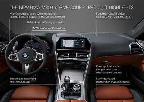 Bmw Up Display 2020 by 2020 Bmw 8 Series Gran Coupe What It Ll Look Like And