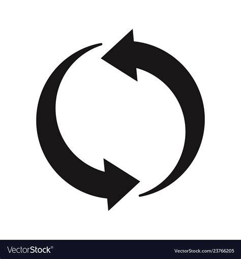 Change icon Royalty Free Vector Image - VectorStock