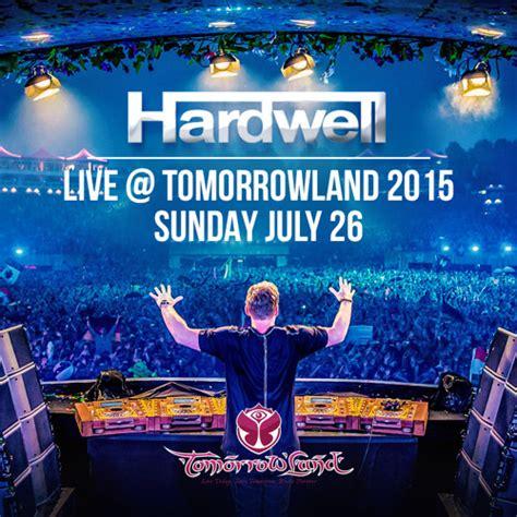 hardwell tomorrowland 2015 téléchargement gratuit mp3 free