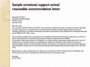 esa prescription letter page 3 pics about space With sample medical letter for service dog