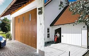 Porte De Garage Sectionnelle Latérale : porte garage sectionnelle lat rale st nazaire la baule pornichet ~ Melissatoandfro.com Idées de Décoration