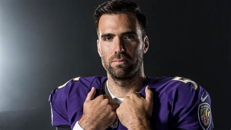 Joe Flacco Opens Up About Lamar Jackson, His Motivation ...