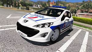 Vehicules Gta 5 : peugeot 308 police nationale v hicules t l chargements gta 5 ~ Medecine-chirurgie-esthetiques.com Avis de Voitures
