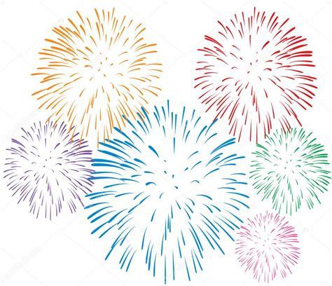 vector fireworks stock vector 8718617