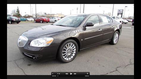 2008 Buick Lucerne Super (4.6l Nhp V8) Start Up, Exhaust