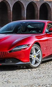 Ferrari Roma 4K Wallpaper, Sports cars, 2021, 5K, Cars, #3044