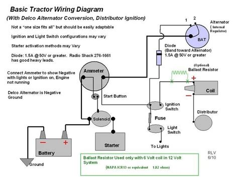 Ford Volt Conversion Wiring Diagram