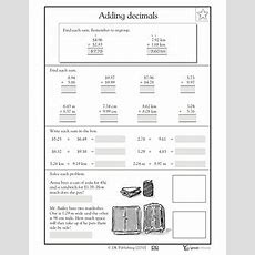 1000+ Ideas About Adding Decimals On Pinterest  Adding Decimals Activity, Math Fractions And