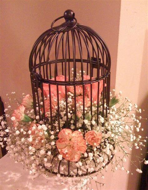 bird cage decoration great ideas to decorate bird cages for table decorations