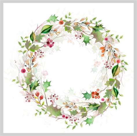 wreath clipart watercolor pencil and in color wreath clipart watercolor nelson watercolour christmas wreath акварель watercolor christmas cards