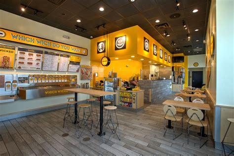 Which Wich Sandwich Shop - Bobbitt